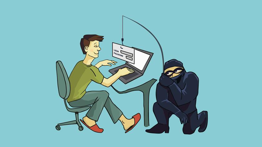 Как защитить себя от фишинга в сети?