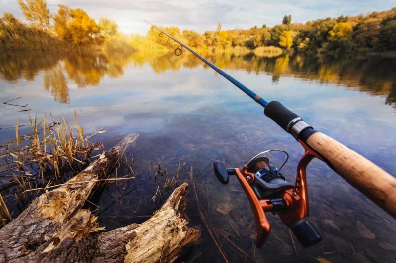 12 лучших рыболовных мест Калужской области