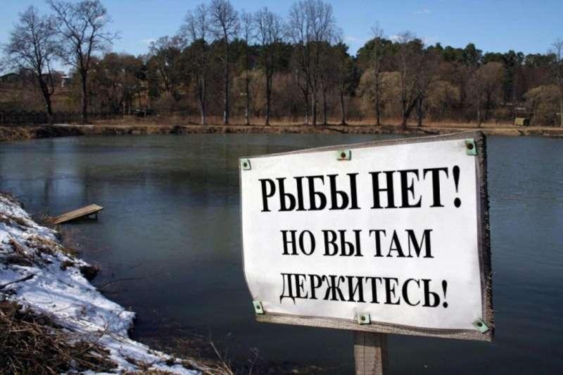Почему не клюёт рыба. Основные причины неудачи на рыбалке