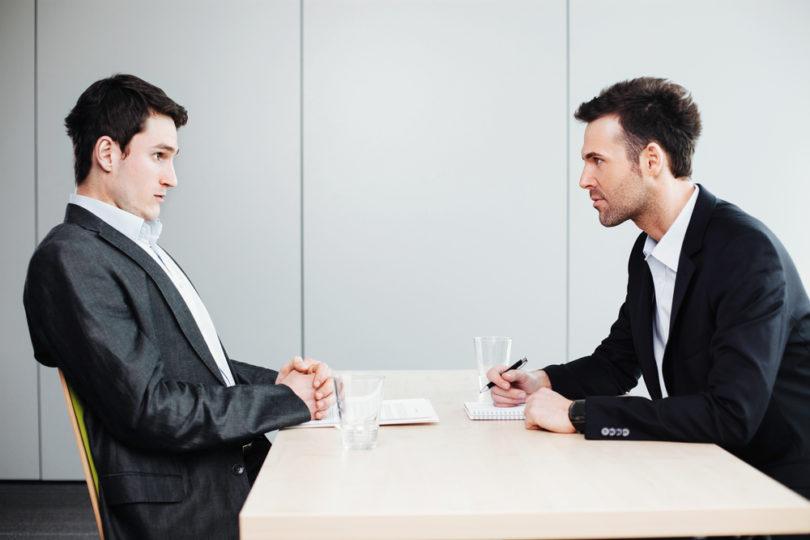 Самокритика на собеседовании