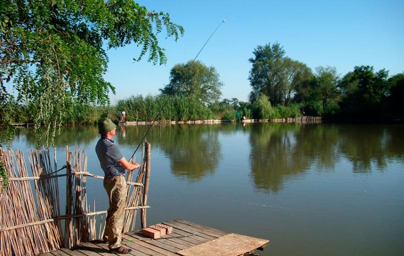 Лучшие рыболовные места в Ставропольском крае