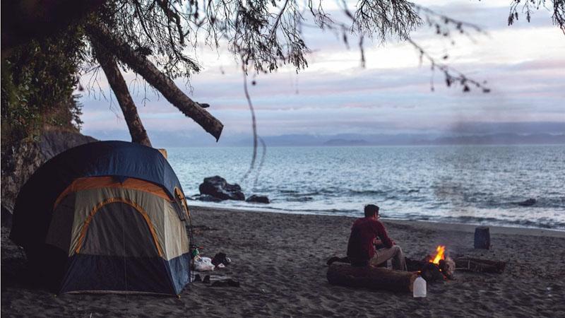 3 главных правила обустройства туристического лагеря