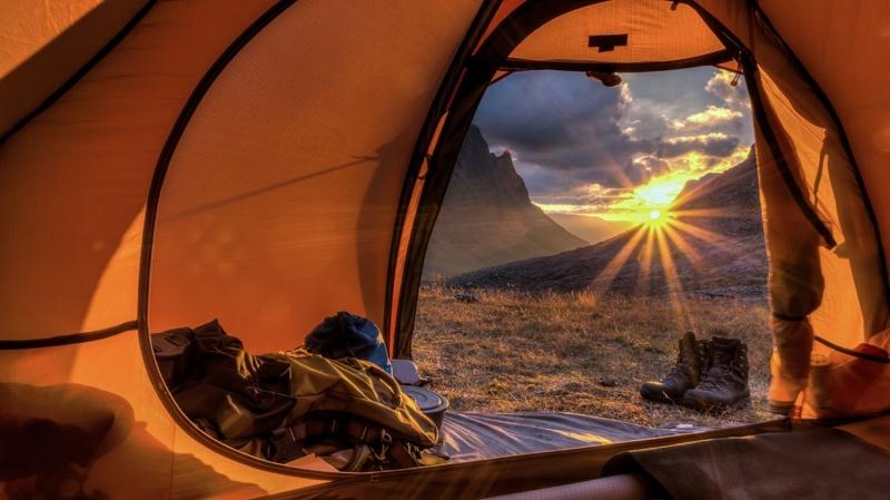 Туристическое снаряжение: выбираем палатку, рюкзак, обувь