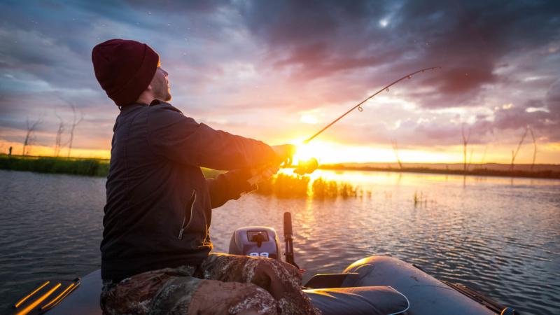 15 лучших рыболовных мест Псковской области