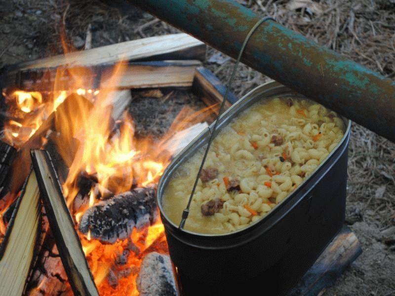 Какую еду стоит брать в поход
