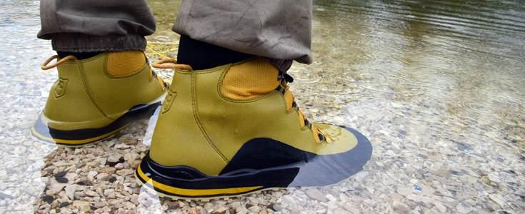 Обувь для рыбалки. Критерии выбора