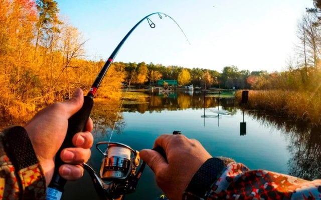 Рыбалка в сентябре
