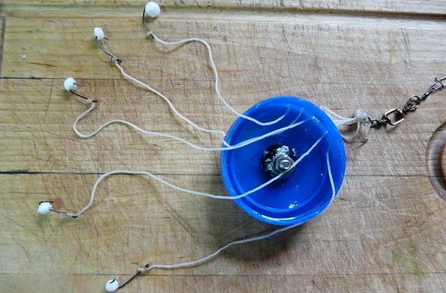 Рыболовная снасть пробка: устройство