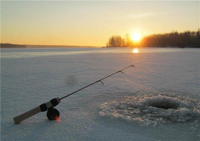 Календарь рыболова: зимние месяцы