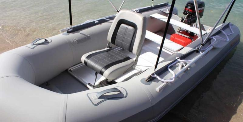 Какое кресло для лодки ПВХ купить? Поворотные и складные - цена, достоинства, недостатки