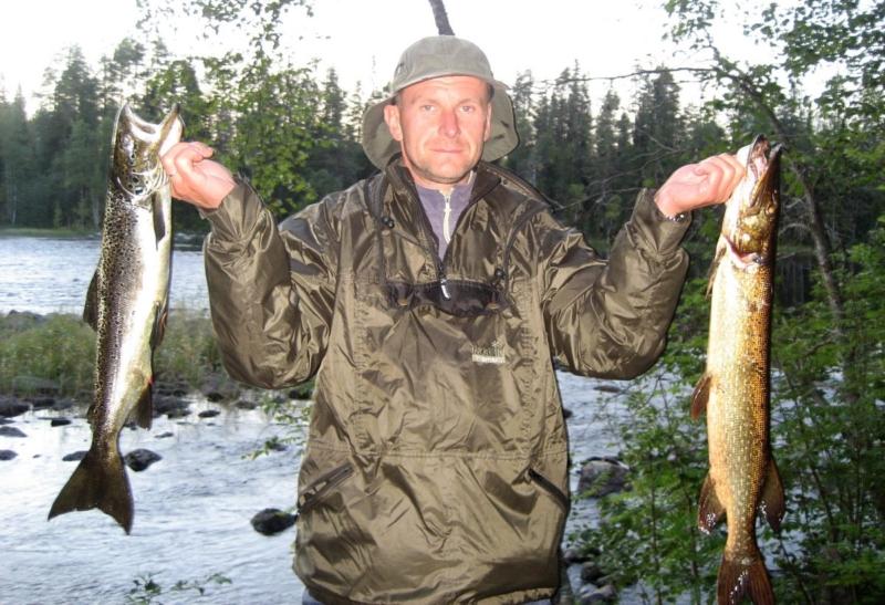 Рыбалка в Карелии: куда отправиться, рекомендации местных, что взять с собой