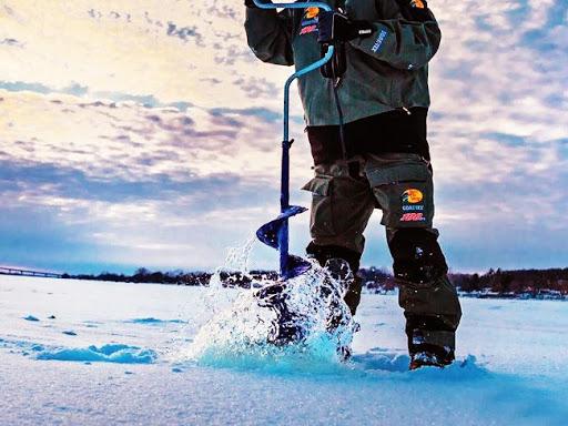 Как подготовить ледобур к рыбалке?