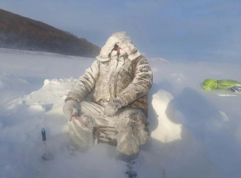 4 совета как не замёрзнуть зимой на рыбалке