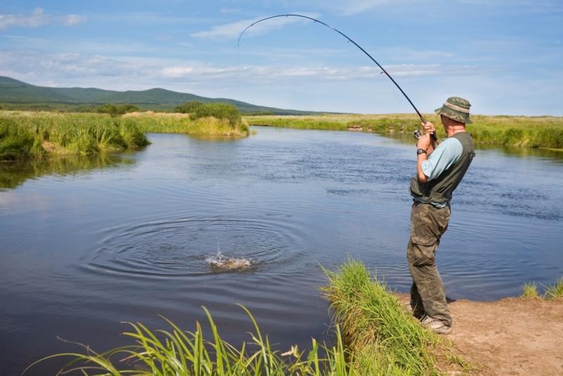 Рыбалка на Уфе
