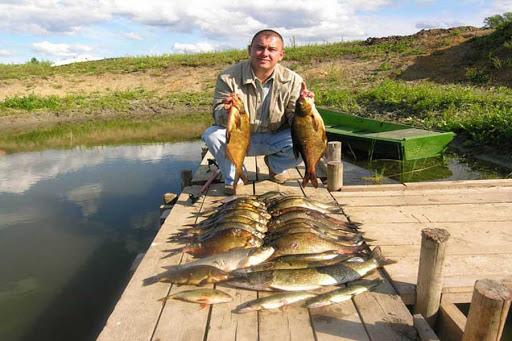 Особенности рыбалки на Валдае