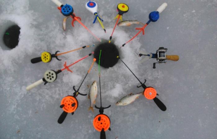 Удочки для зимней рыбалки, делаем правильный выбор