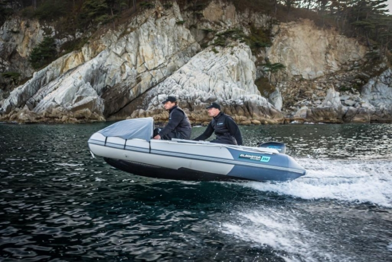Лодка ПВХ Гладиатор: разновидности и особенности выбора