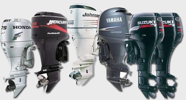 Моторы для надувных лодок - цены и обзор популярных моделей