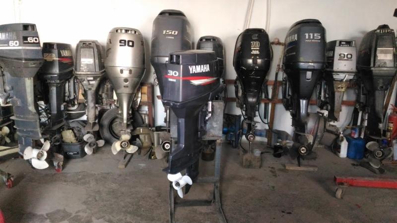 Винт на лодочный мотор Ямаха - подбор, скоростные винты