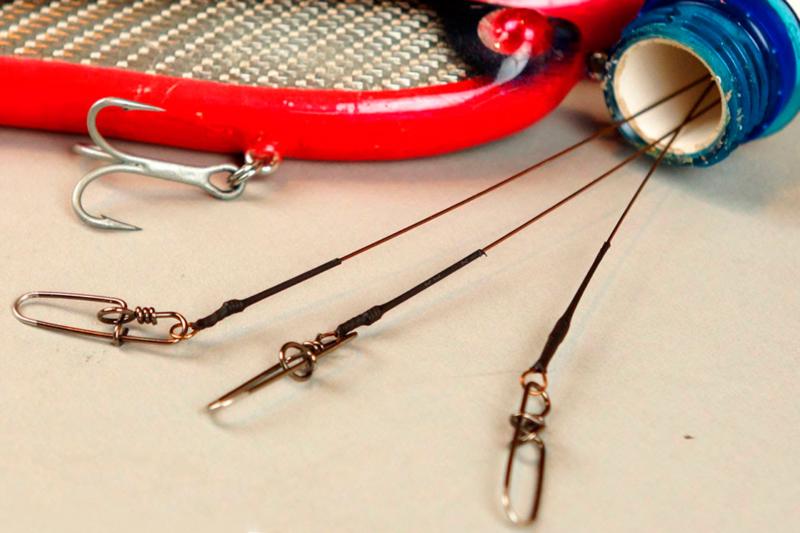 Как изготовить поводки для рыбалки?