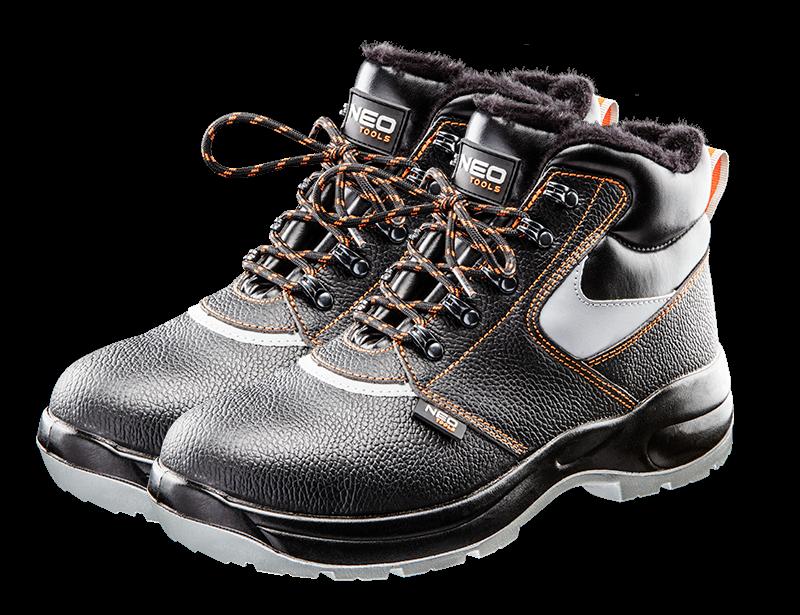 Спецобувь с металлическим носком – это защитные ботинки